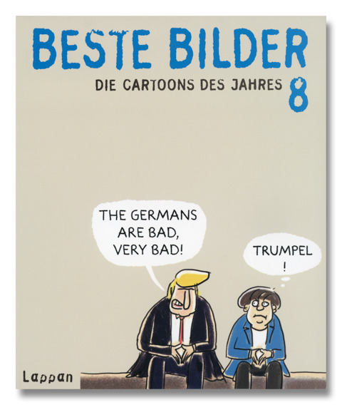 Beste Bilder 8 (Deutscher Cartoonpreis)