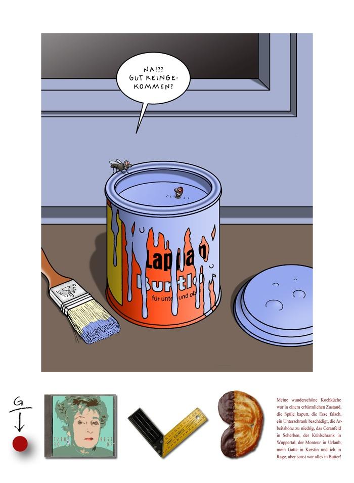 Tetsche - Cartoon der Woche . . . vom  2. Januar 2020