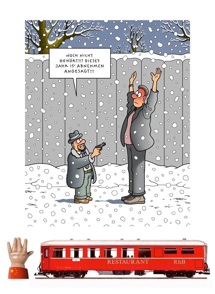 Tetsche - Cartoon der Woche . . . vom 24. Januar 2019
