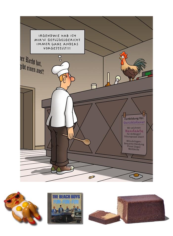 Tetsche - Cartoon der Woche . . . vom  8. Juli 2021