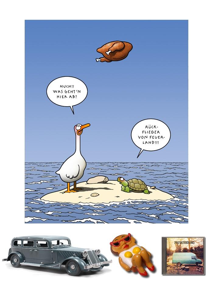 Tetsche - Cartoon der Woche . . . vom 11. Juli 2019