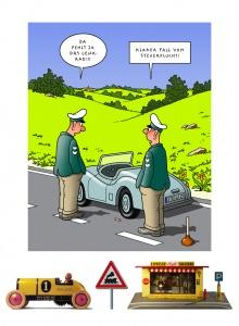 Tetsche - Cartoon der Woche . . . vom 14. Februar 2019