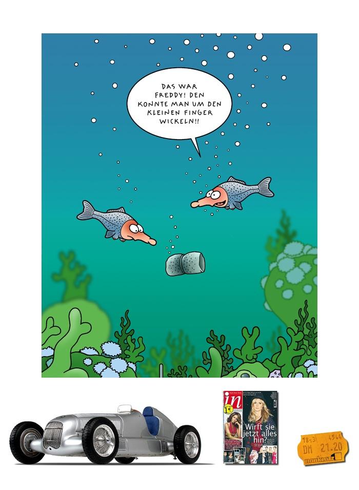 Tetsche - Cartoon der Woche . . . vom 20. Juni 2019