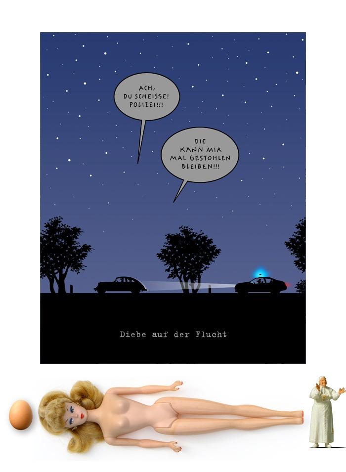 Tetsche - Cartoon der Woche . . . vom  3. September 2020