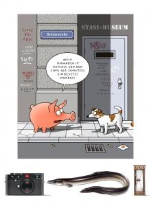Tetsche - Cartoon der Woche . . . vom 20. August 2020