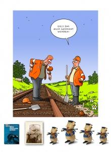 Tetsche - Cartoon der Woche . . . vom 16. September 2021