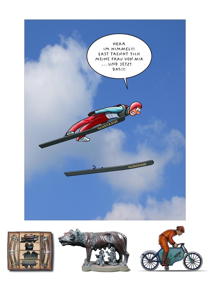 Tetsche - Cartoon der Woche . . . vom 13. Februar 2020