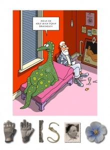 Tetsche - Cartoon der Woche . . . vom 23. September 2021
