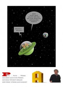 Tetsche - Cartoon der Woche . . . vom  1. August 2019