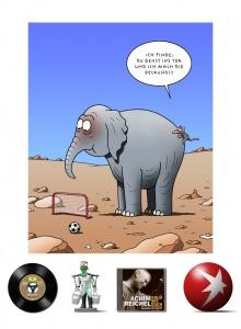 Tetsche - Cartoon der Woche . . . vom  3. Oktober 2019