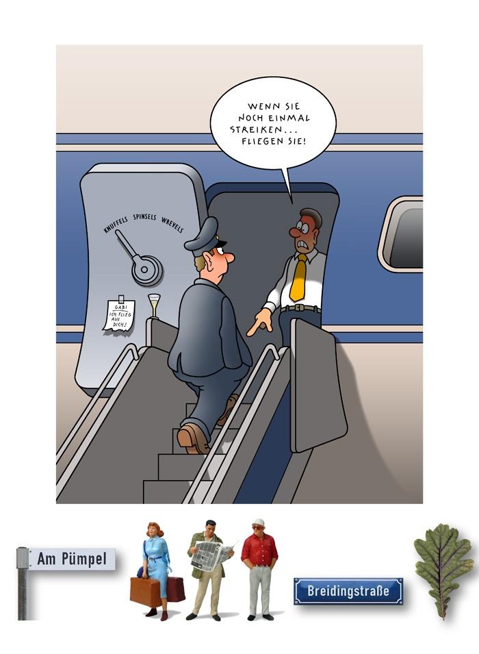 Tetsche - Cartoon der Woche . . . vom 13. Mai 2021
