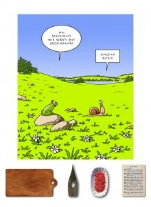 Tetsche - Cartoon der Woche . . . vom  4. März 2021