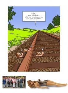 Tetsche - Cartoon der Woche . . . vom 18. April 2019