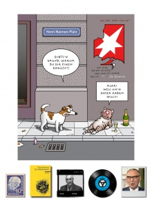 Tetsche - Cartoon der Woche . . . vom 21. Februar 2019