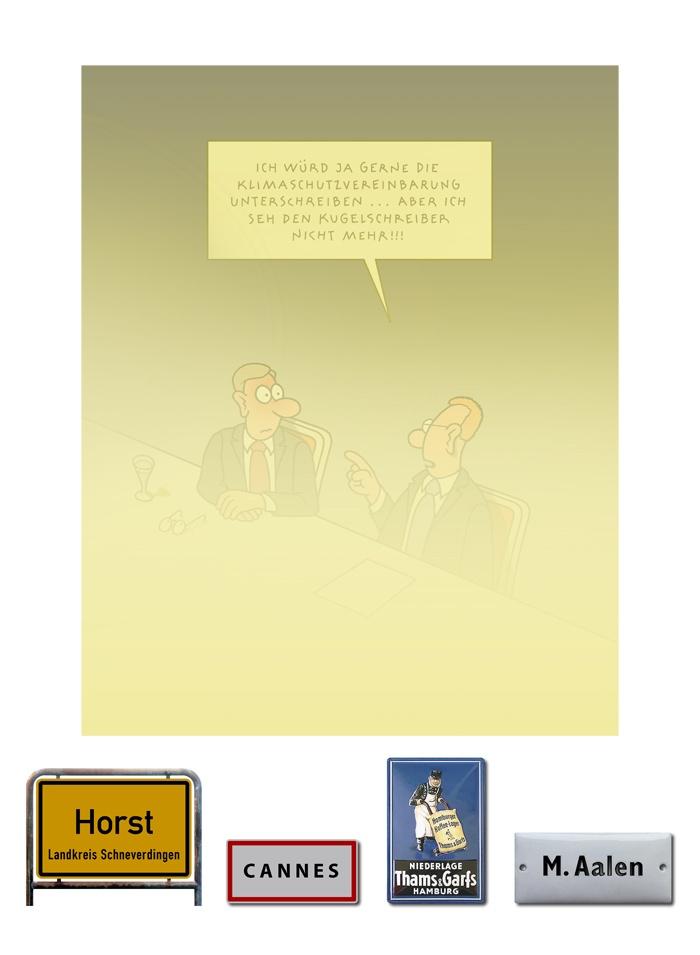 Tetsche - Cartoon der Woche . . . vom 14. Mai 2020
