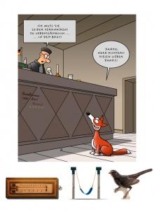 Tetsche - Cartoon der Woche . . . vom 28. November 2019