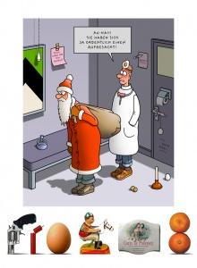 Tetsche - Cartoon der Woche . . . vom 13. Dezember 2018