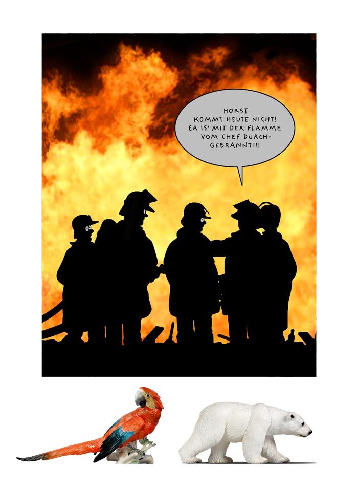 Tetsche - Cartoon der Woche . . . vom  6. August 2020