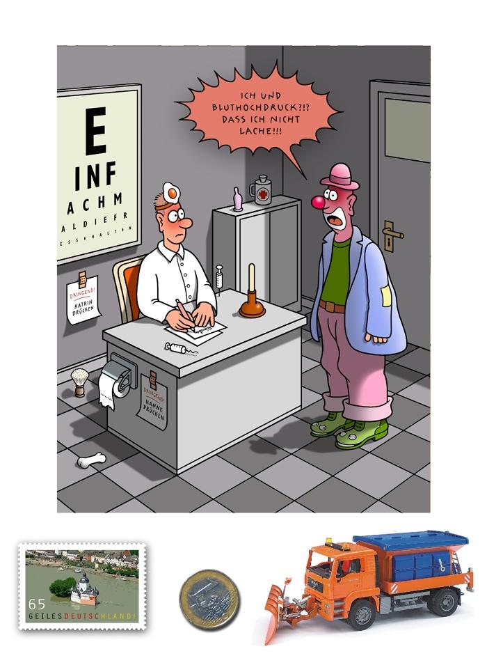 Tetsche - Cartoon der Woche . . . vom 26. November 2020