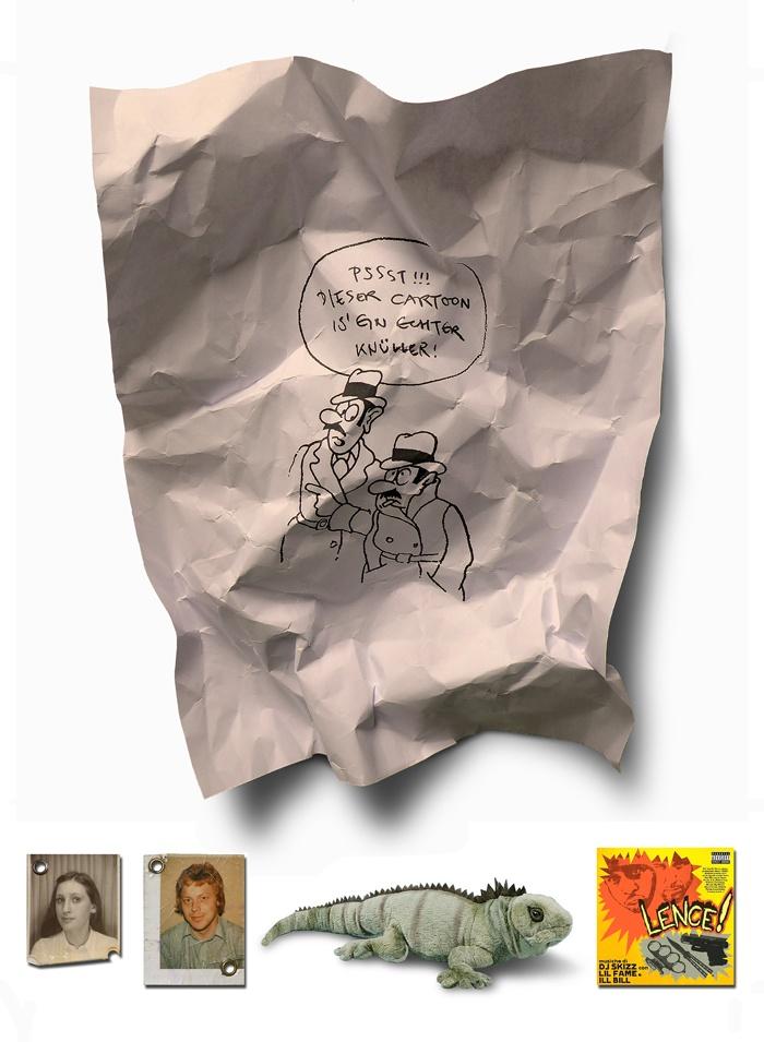 Tetsche - Cartoon der Woche . . . vom  6. Februar 2020