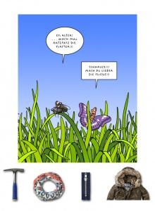 Tetsche - Cartoon der Woche . . . vom 22. April 2021