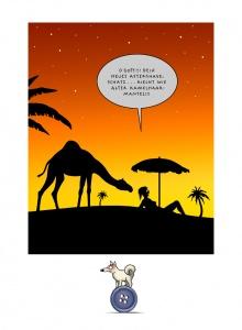Tetsche - Cartoon der Woche . . . vom 16. April 2020