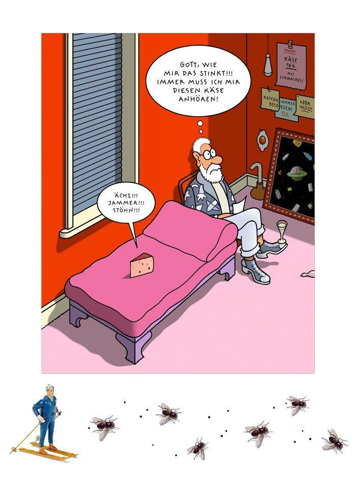 Tetsche - Cartoon der Woche . . . vom 21. März 2019