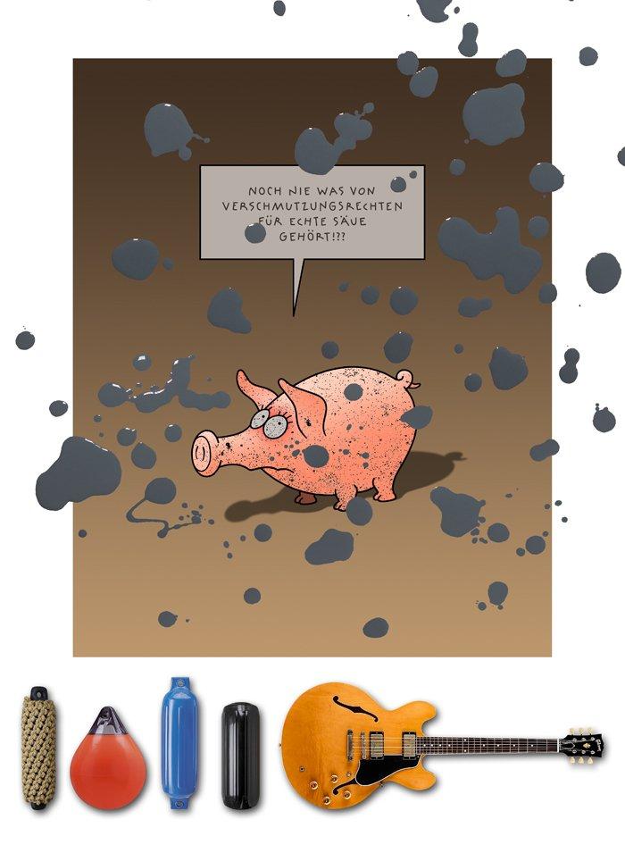 Tetsche - Cartoon der Woche . . . vom  8. April 2021