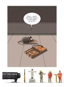 Tetsche - Cartoon der Woche . . . vom 17. Januar 2019