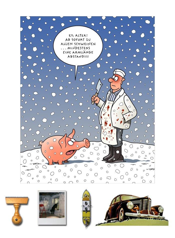 Tetsche - Cartoon der Woche . . . vom 11. Juni 2020