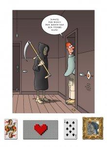 Tetsche - Cartoon der Woche . . . vom  1. Juli 2021
