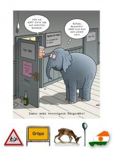 Tetsche - Cartoon der Woche . . . vom 16. Juli 2020
