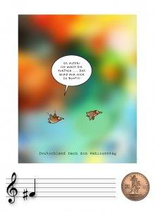 Tetsche - Cartoon der Woche . . . vom 19. September 2019