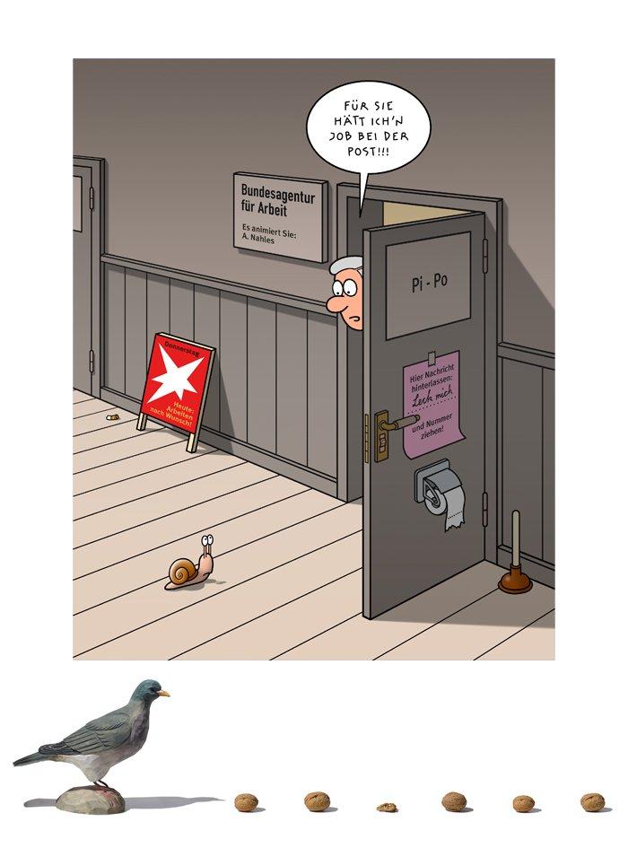 Tetsche - Cartoon der Woche . . . vom 25. Juni 2020