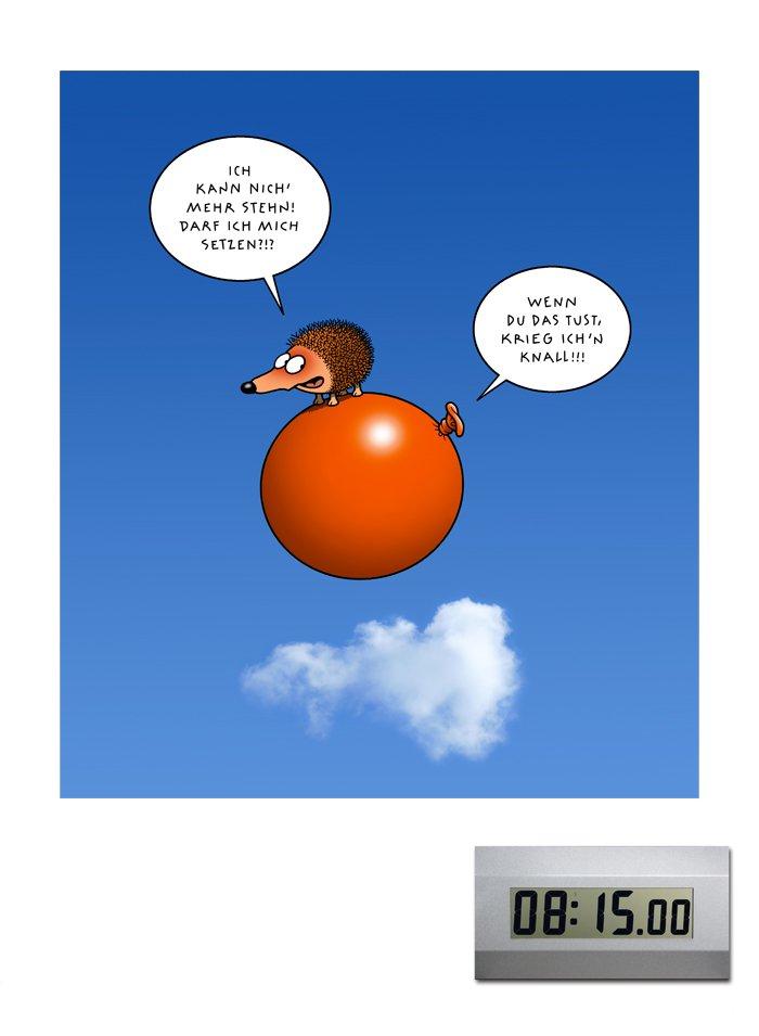 Tetsche - Cartoon der Woche . . . vom 15. Juli 2021