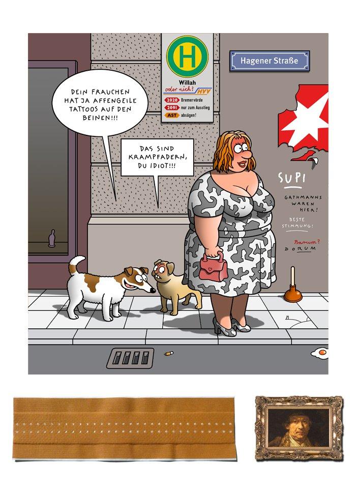 Tetsche - Cartoon der Woche . . . vom 30. Januar 2020