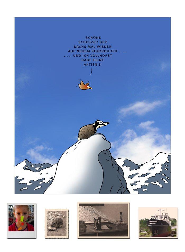 Tetsche - Cartoon der Woche . . . vom 15. April 2021