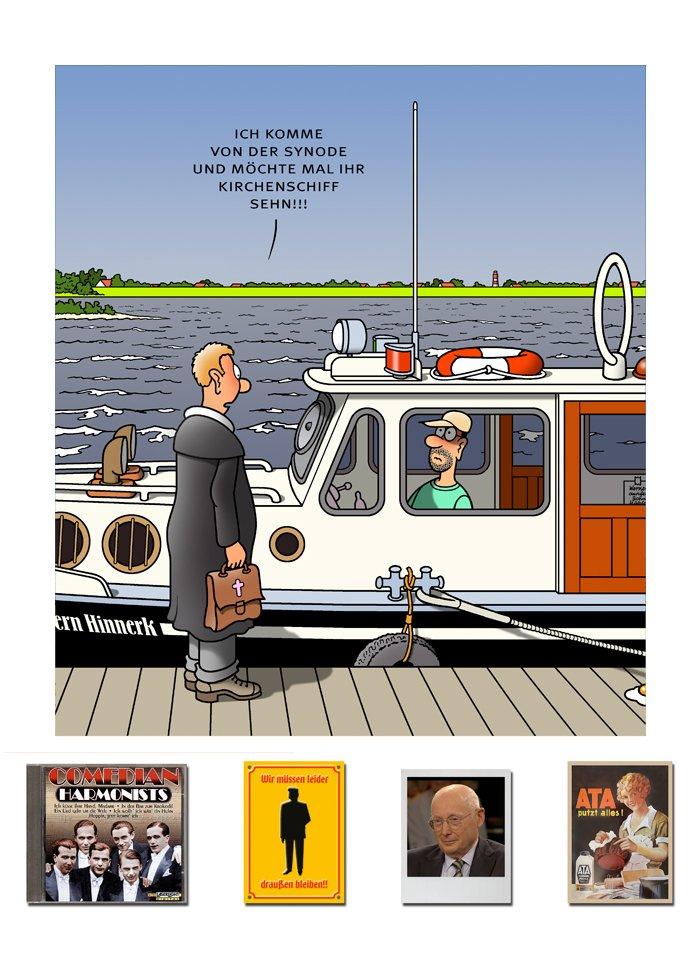 Tetsche - Cartoon der Woche . . . vom  7. Oktober 2021