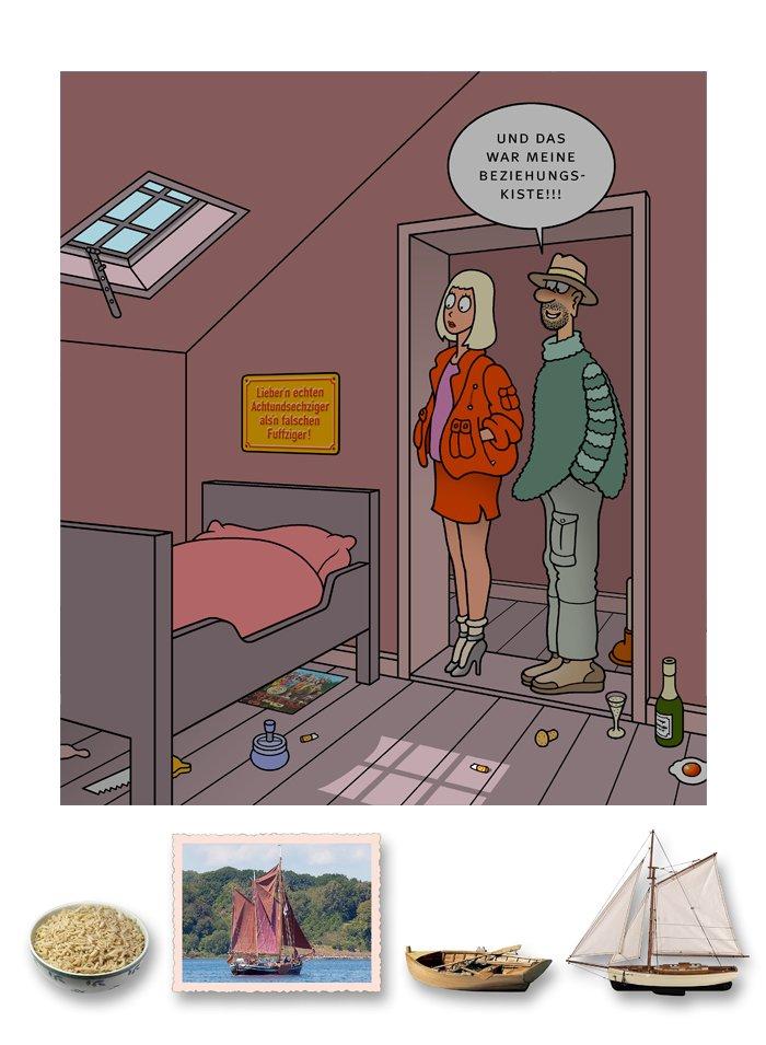 Tetsche - Cartoon der Woche . . . vom 11. Februar 2021