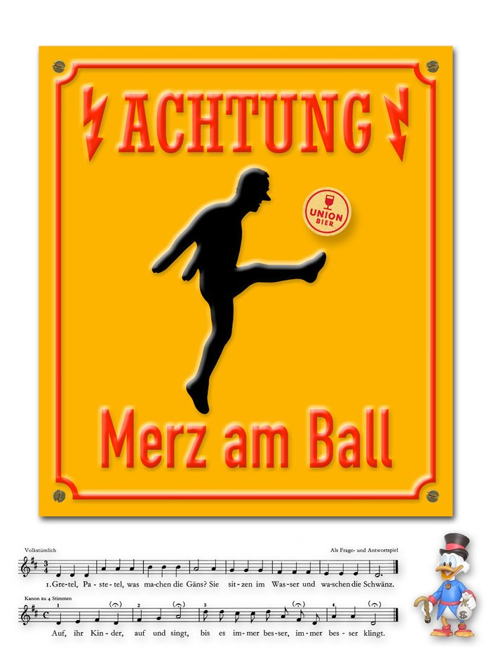 Tetsche - Cartoon der Woche . . . vom 15. November 2018